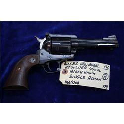 Ruger - New Model - Blackhawk 114 mm - Restricted Revolver