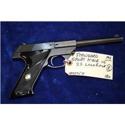 High Standard - Sport King (Restricted Handgun)