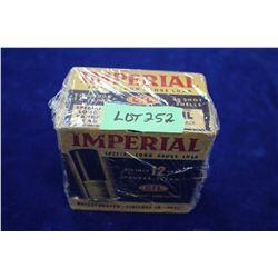 """Full Box of 25 Imperial 12 ga. 2 3/4"""", #5 Shot"""