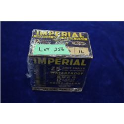 Full Box of 25 Imperial Special Long Range Load, 12 ga., Smokeless, Waterproof, Finished in Duco