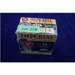 "Full Box of Imperial Special Long Range Load, 12 ga., 2 3/4"", #7 ½ Shot, Pressure Sealed Crimp"