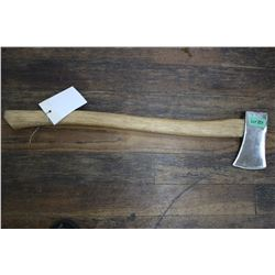 Axe - 2 ½ lb. - Cleaned Up and Very Sharp with Good Handle