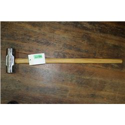 Sledge Hammer - 8 lb. - Clean up with Good Handle