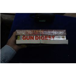3 Gun Books - Red Book, Firearms Catalogue & 2007 Gun Digest ($100 New)