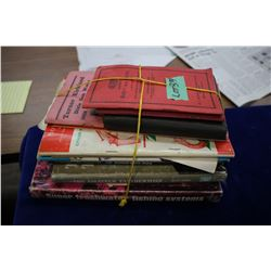 Bundle of 12 Misc. Books & Booklets