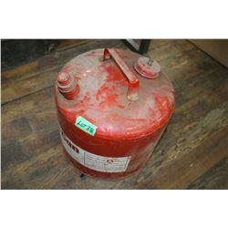 Metal Gas Container