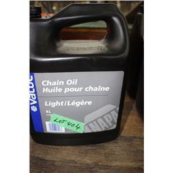 Chain Oil - 4 liters