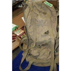 U.S. Army Back Pack