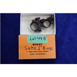 Sako 1  Scope Rings