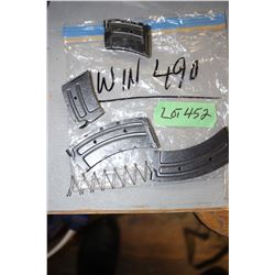 Winchester 490 Magazines (4)