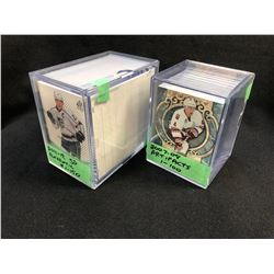 2011-12 SP AUTHENTIC #1-150 & 2007-08 ARTIFACTS #1-100