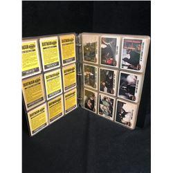 NON-SPORTS TRADING CARDS LOT (BATMAN)