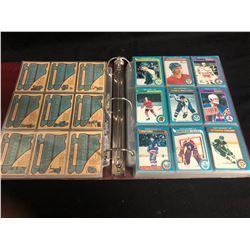 1979-80 O-PEE-CHEE HOCKEY CARD LOT (APPROX 300 CARDS)