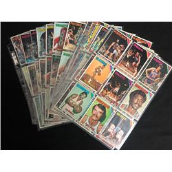 1975-76 TOPPS BASKETBALL CARD LOT