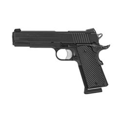 """SIG 1911XO 45ACP 5"""" 8RD BLK FS"""