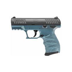 """WAL CCP M2 9MM 3.54"""" BLUE TITANIUM"""
