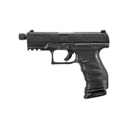 "WAL PPQ M2 NAVY 9MM 4.6"" 15& 17RD BLK"