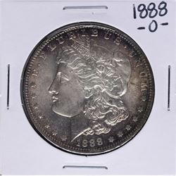 1888-O $1 Morgan Silver Dollar Coin Nice Toning