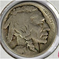 1914-D BUFFALO NICKEL