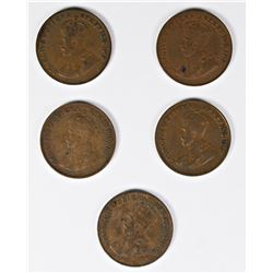 KEY DATE CANADA CENTS: