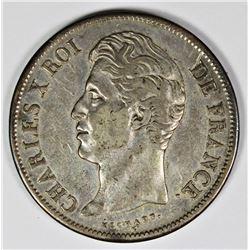 1829 Q FRANCE 5 FRANKS