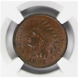 1892 INDIAN CENT