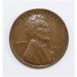 1931-S LINCOLN CENT