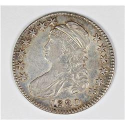 1820 BUST HALF DOLLAR