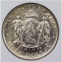 1920 MAINE HALF DOLLAR