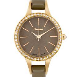 Chaumount Classic Swarovski Bezel Ladies Watch
