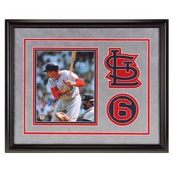 Stan Musial St. Louis Cardinals 20x16  autograph GFA
