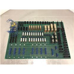 Mori Seiki E76080A01 Circuit Board