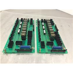 (2) Mori Seiki AP-DTP-RYS E76022A02 Circuit Board