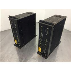 (2) Bosch 0 608 830 186 PE110 analog Controller