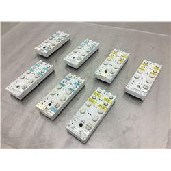 (7) Siemens 3RK1200-0CQ00-0AA3 Interface Compact Module