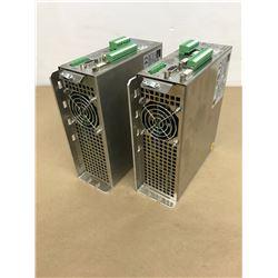 (2) EST Pollmeier GimbH TrioDrive BN 6758.4544 Servo Controller