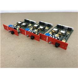 (3) Promicon PSI-7/1 Power Supply Card Module