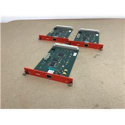 (3) Promicon ETH-3/8 Ethernet Control Card