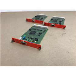 (3) Promicon PBS-1/2 Motion Control Card