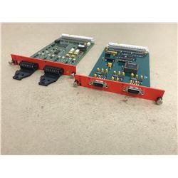(2) Promicon VI-3 and SDC-3 Motion Control Card