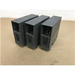 (3) Siemens 6GK7 343-1CX10 Communications Processor