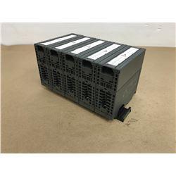 (5) Siemens 6ES7 321-1BL00 Digital Input Module