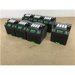 (7) MURR MICO 4.10 9000-41034-0401000 Current Distributor
