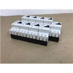 (9) Siemens 3ZX1012-0RV01 Circuit Breaker