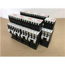 (9) Siemens 3RT1025-3BB44-3MAO Contactors