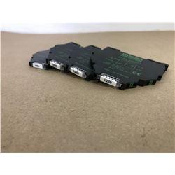 (4) MURR Electronik 6652571 Relay