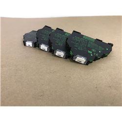 (4) MURR Electronik 6652102 Relay