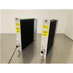 (2) Rexroth 0 608 750 113 LT354 Module
