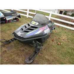 1997 Arctic Cat EXT 580 -DOES NOT RUN SN#-9726778  pick up coil doesn't work on motor