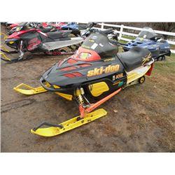 2002 Ski Doo MXZ X 700 SN#-2BPS216932V000010